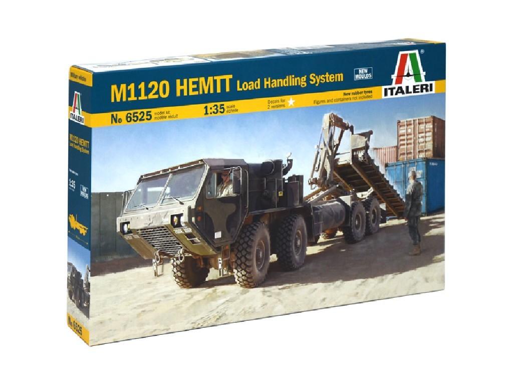 1/35 Plastikový model - military 6525 - M1120 HEMTT LOAD HANDL.SYSTEM
