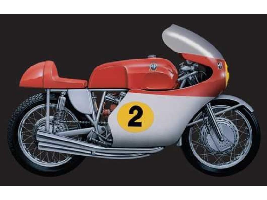 1/9 Plastikový model - motorka 4630 - MV AGUSTA 1964