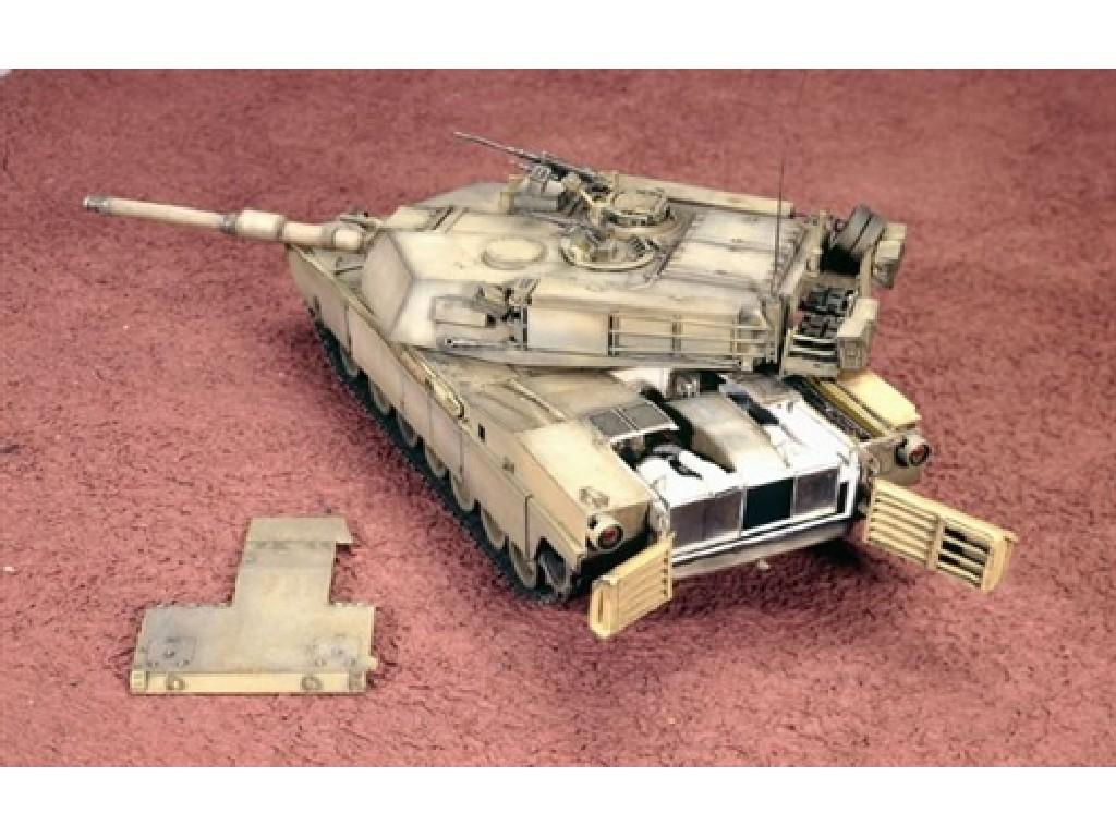 1/35 Plastikový model - tank 6438 - M1 A1 ABRAMS