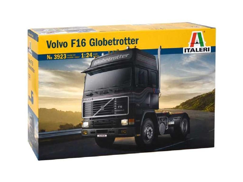 1/24 Plastikový model - truck 3923 - VOLVO F-16 GLOBETROTTER