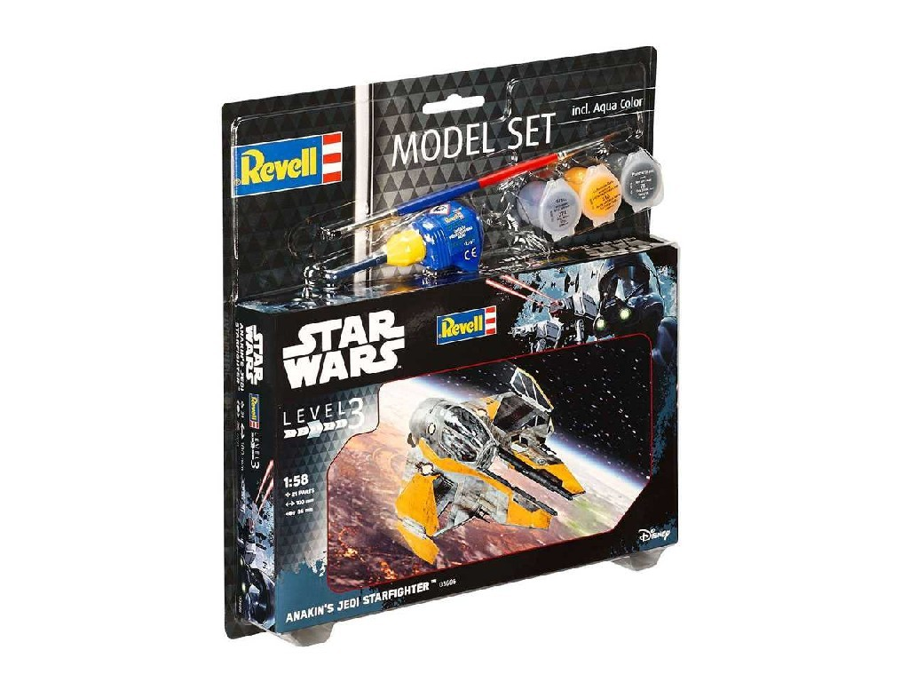 1/58 ModelSet SW 63606 - Anakin´s Jedi Star Fighter