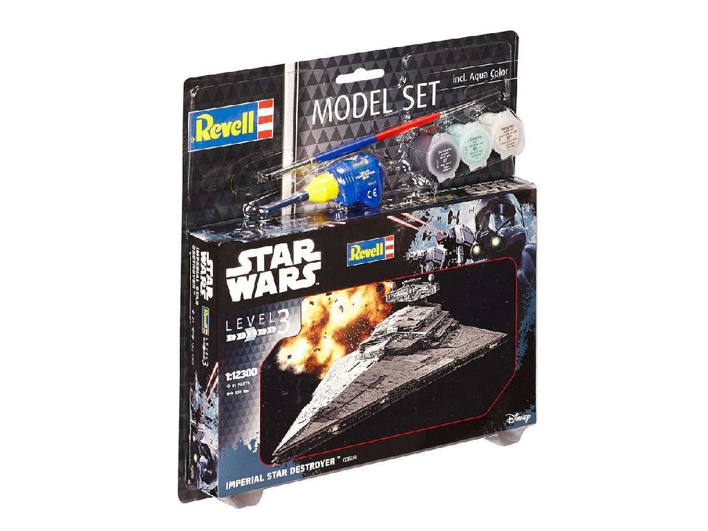 1/12300 ModelSet SW 63609 - Imperial Star Destroyer