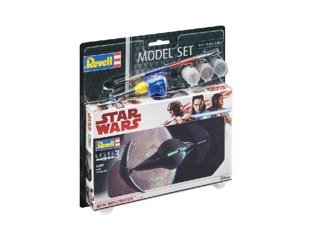 1/257 ModelSet SW 63612 - Sith Infiltrator