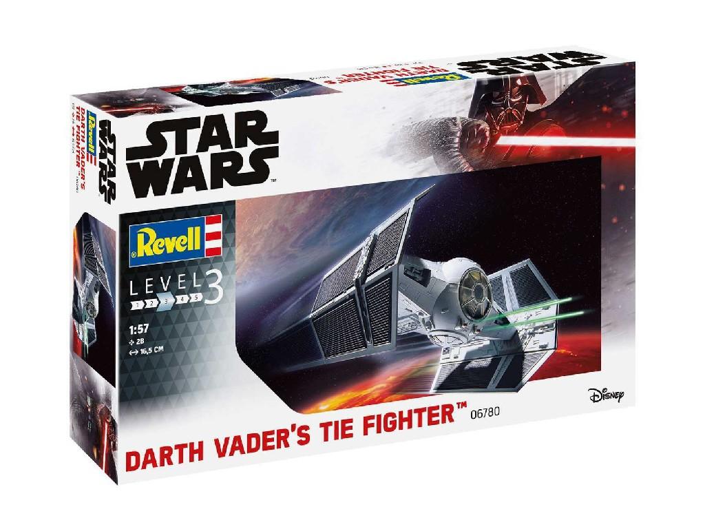 1/57 ModelSet SW 66780 - Darth Vaders TIE Fighter