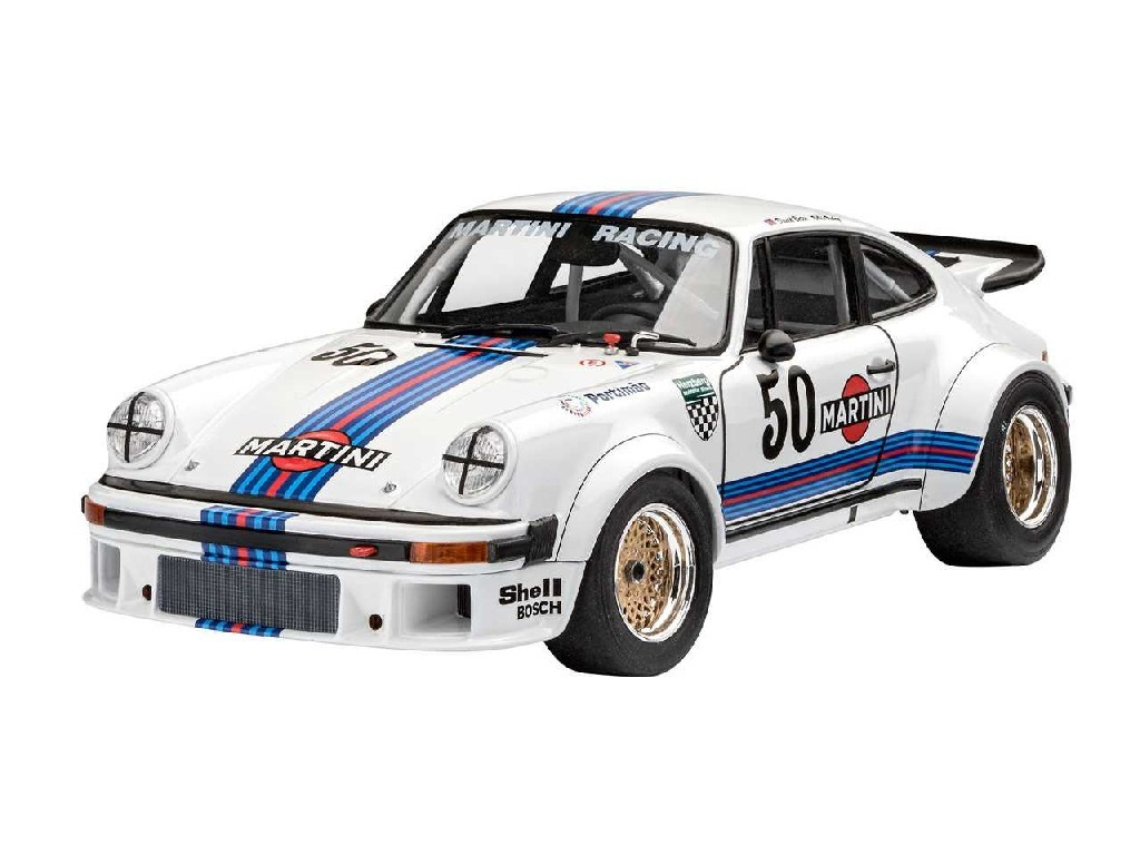 1/24 ModelSet auto 67685 - Porsche 934 RSR and Martiniand