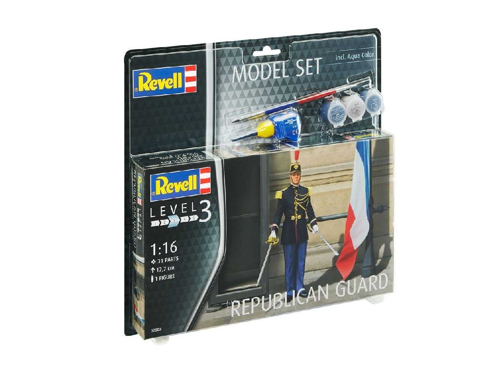 1/16 Plastikový model - Set figúrka 62803 - Republican Guard