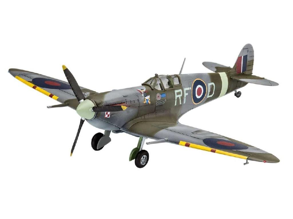 Revell - letadlo 63897 - Spitfire Mk. Vb 1:72