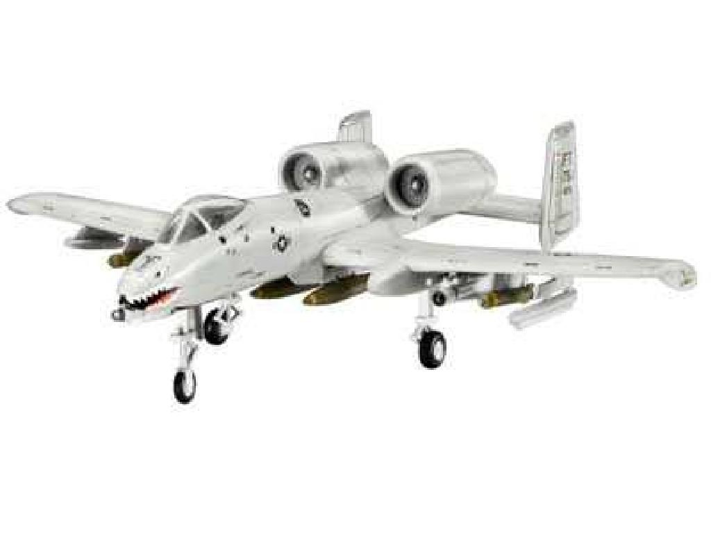 ModelSet letadlo 64054 - A-10 Thunderbolt II (1:144)