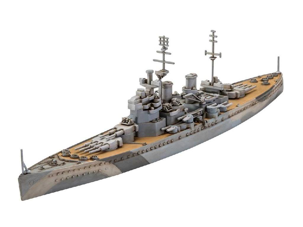 1/1200 ModelSet loď 65161 - HMS King George V