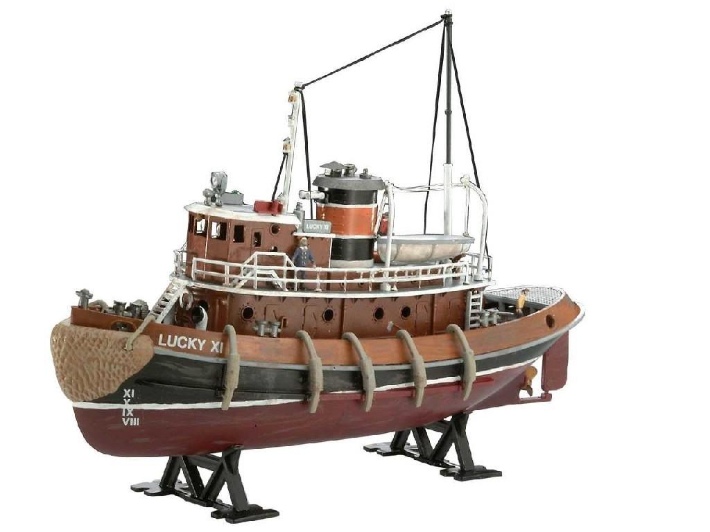 1/108 ModelSet loď 65207 - Harbour Tug Boat