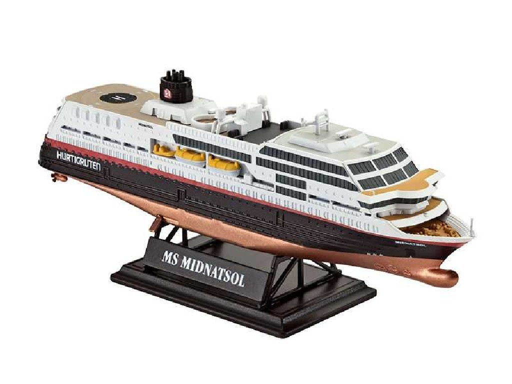 1/1200 ModelSet loď 65817 - MS Midnatsol