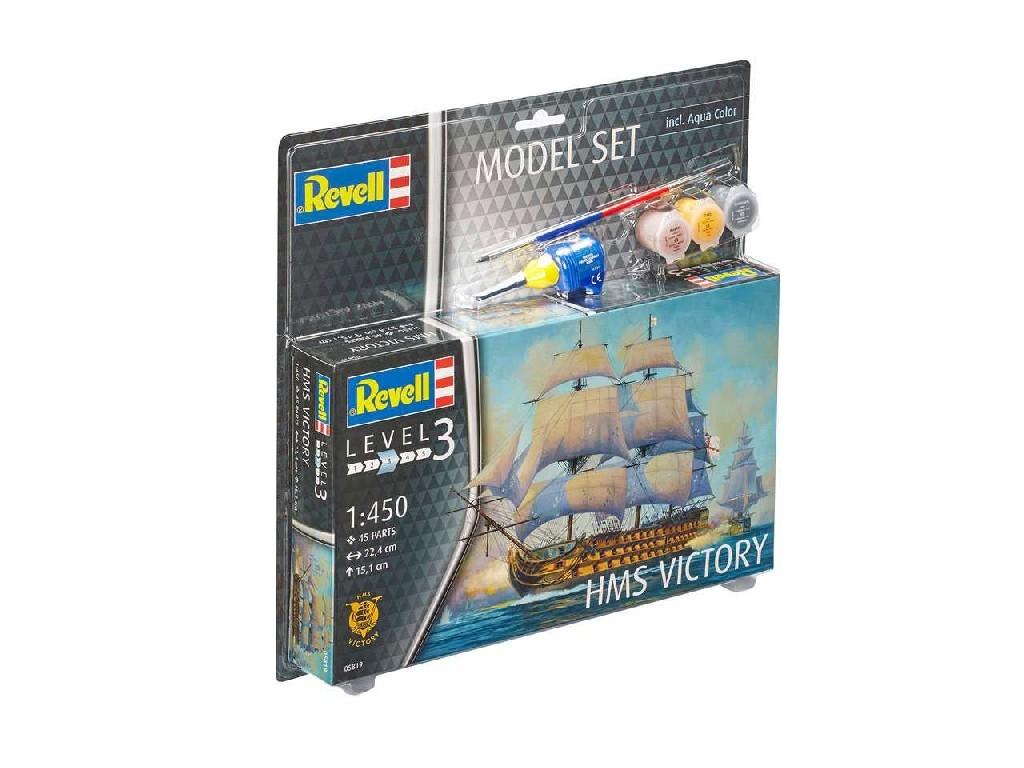 1/450 ModelSet loď 65819 - HMS Victory