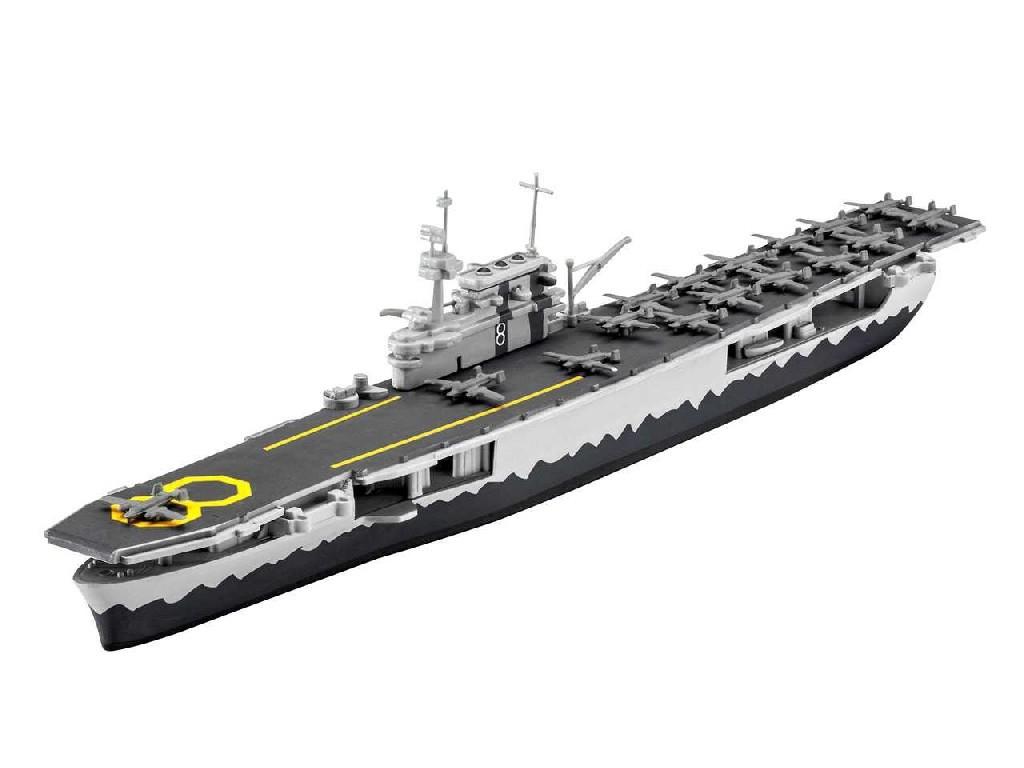 1/1200 ModelSet loď 65823 - USS Hornet CV-8