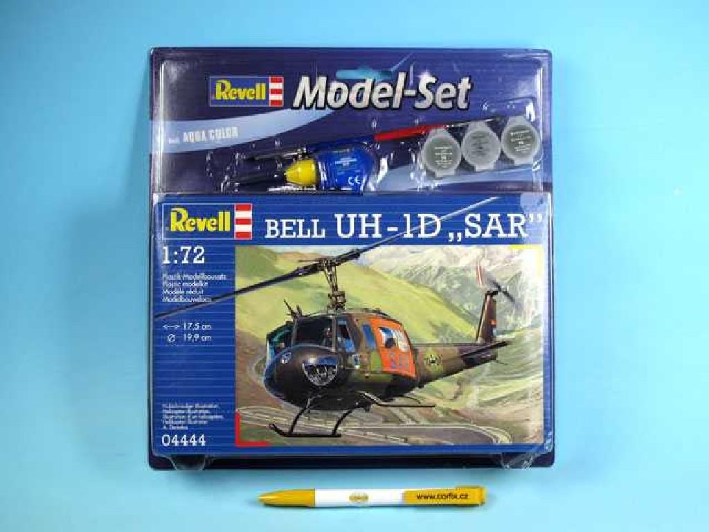 Revell - vrtulník 64444 - Bell UH-1D SAR 1:72