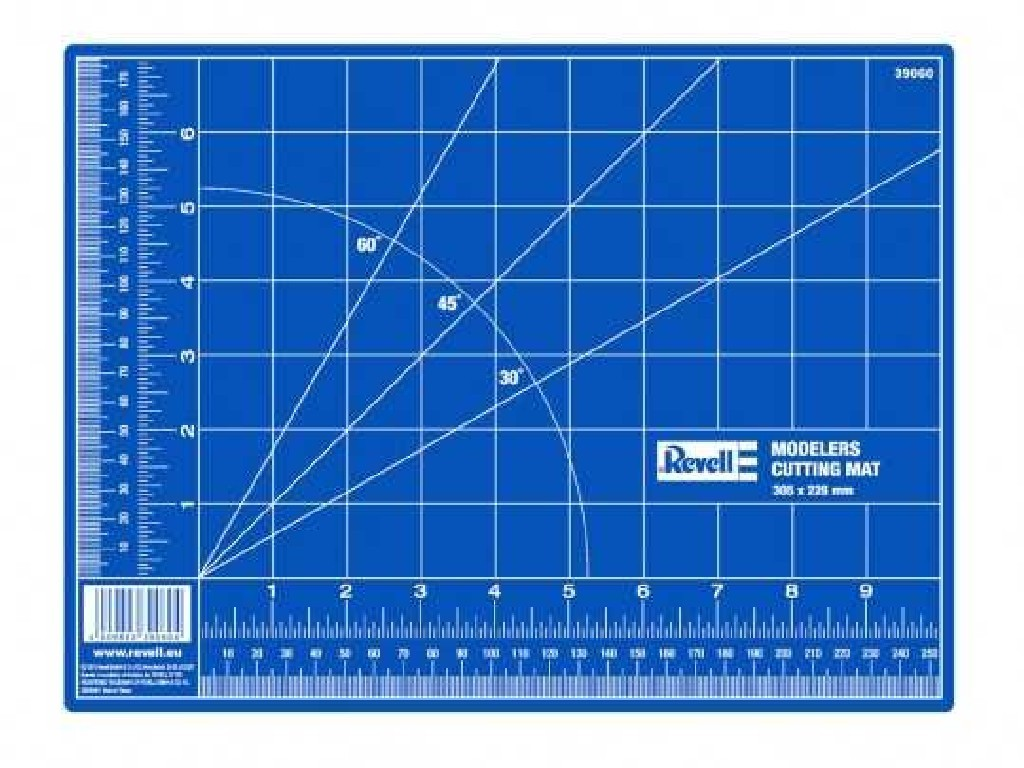 Revell - Modelářská podložka 39056 - malá