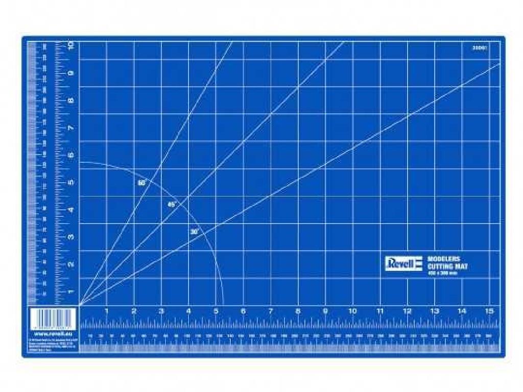 Revell - Modelářská podložka 39057 - velká