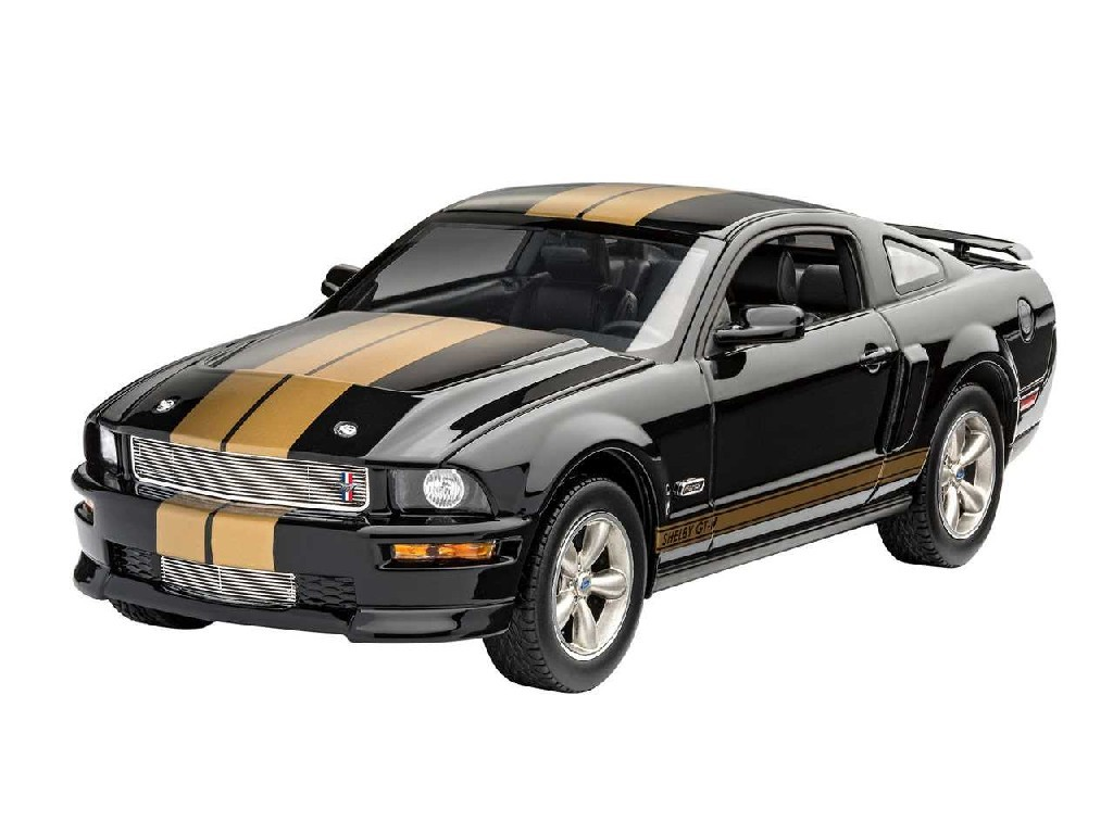 1/25 Plastikový model Set - auto 67665 - 2006 Ford Shelby GT-H