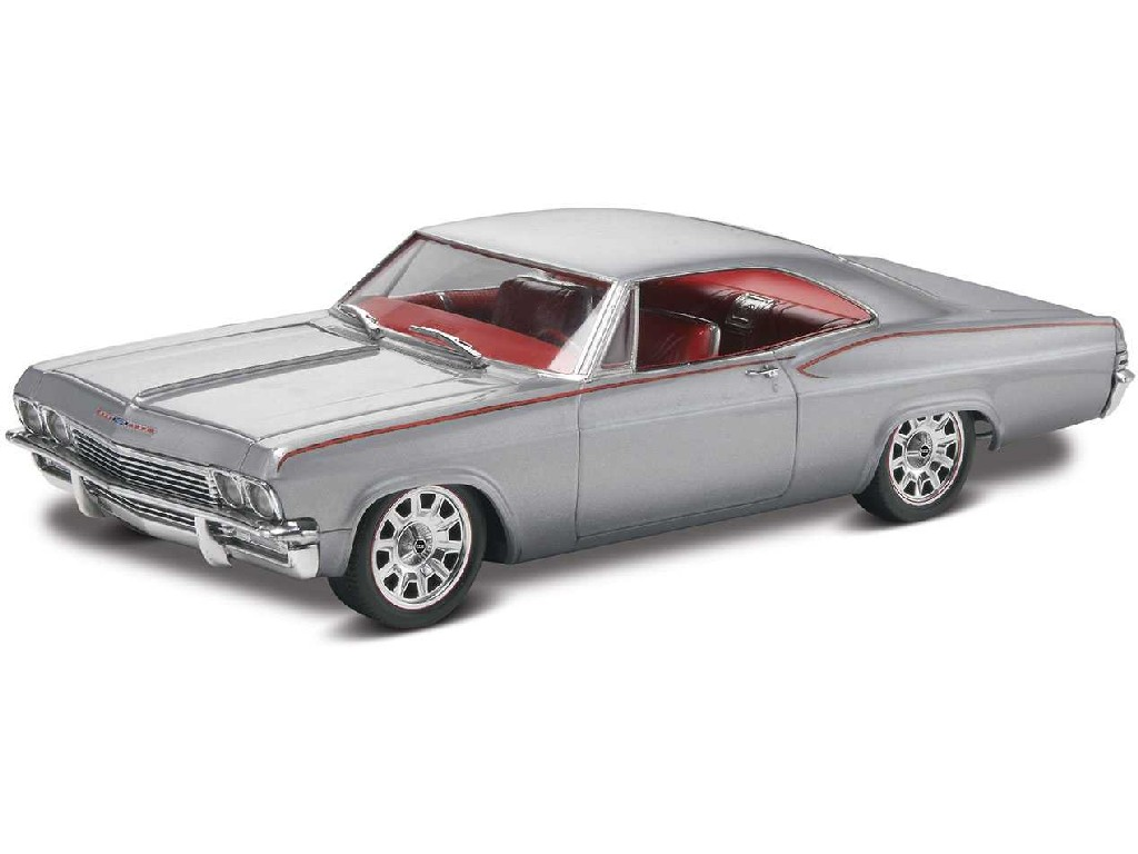 1/25 Plastikový model - Monogram auto 4190 - Foose™ 65 Chevy® Impala™