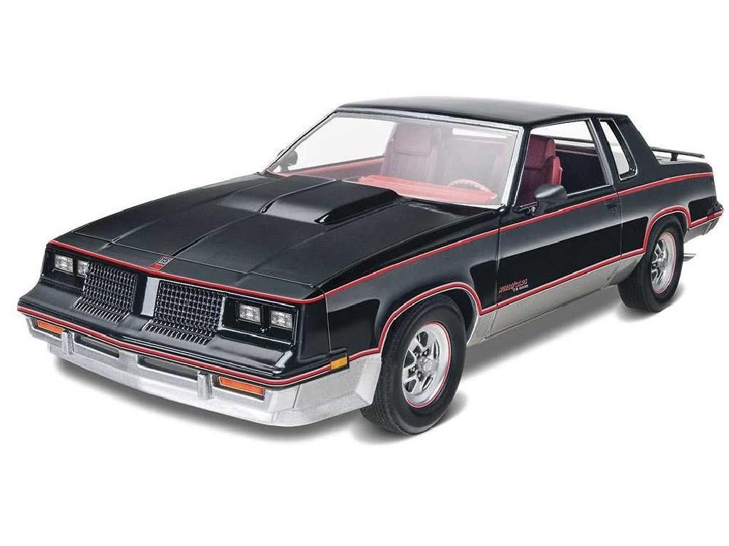 1/25 Plastikový model - Monogram auto 4317 - 83 Hurst Oldsmobile®