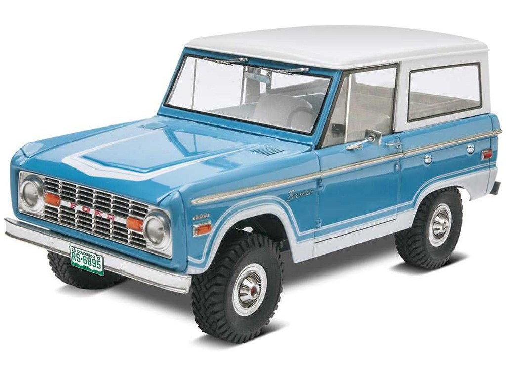 1/25 Plastikový model - Monogram auto 4320 - Ford Bronco