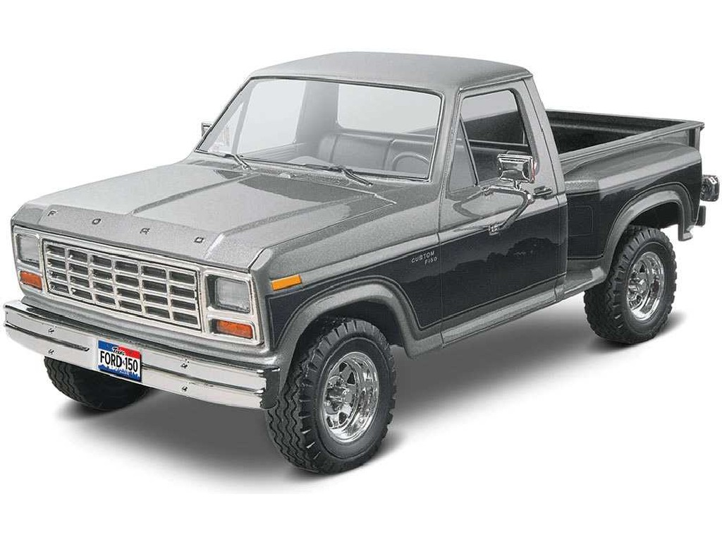1/24 Plastikový model - Monogram auto 4360 - Ford Ranger Pickup