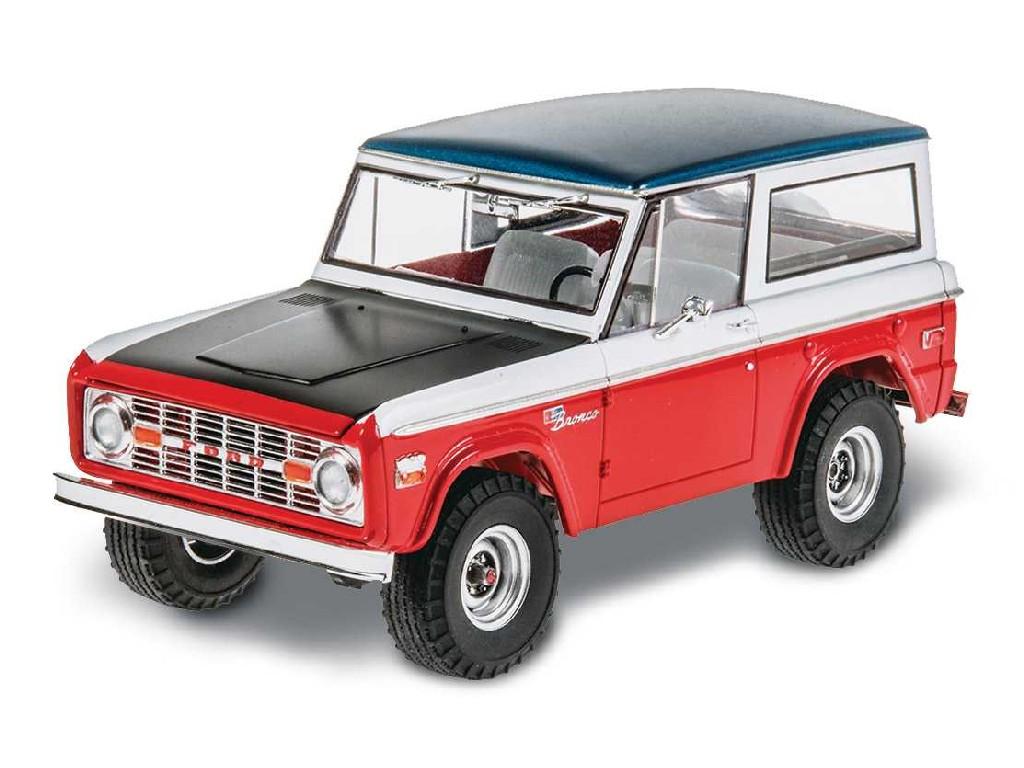 1/25 Plastikový model - Monogram auto 4436 - Baja Bronco™