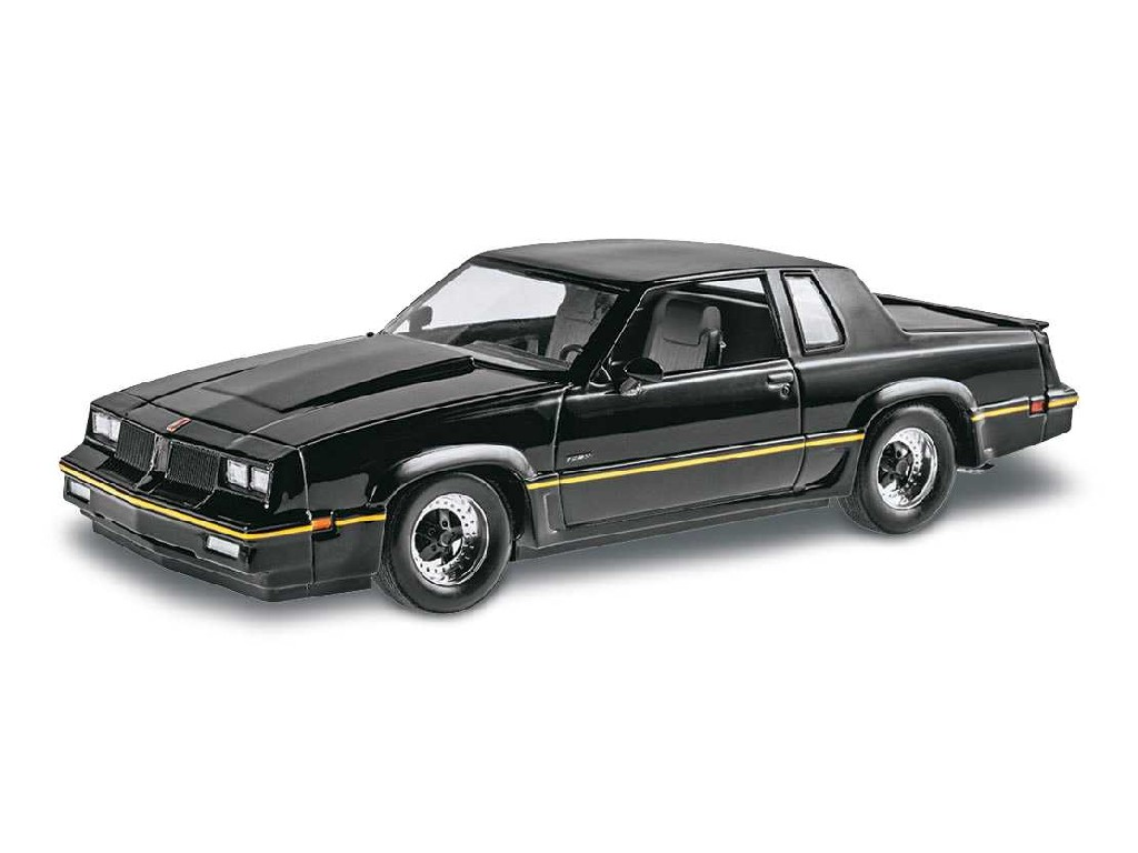 1/25 Plastikový model - Monogram auto 4446 - 85 Oldsmobile® 442™/FE3-X Show Car