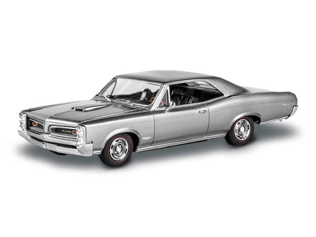 1/25 Plastikový model - Monogram auto 4479 - 66 Pontiac® GTO®