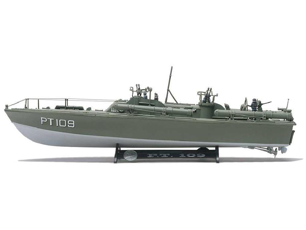 1/72 Plastikový model - Monogram loď 0310 - PT-109 PT Boat