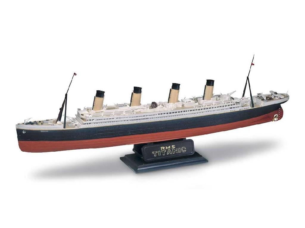 1/570 Plastikový model - Monogram loď 0445 - RMS Titanic