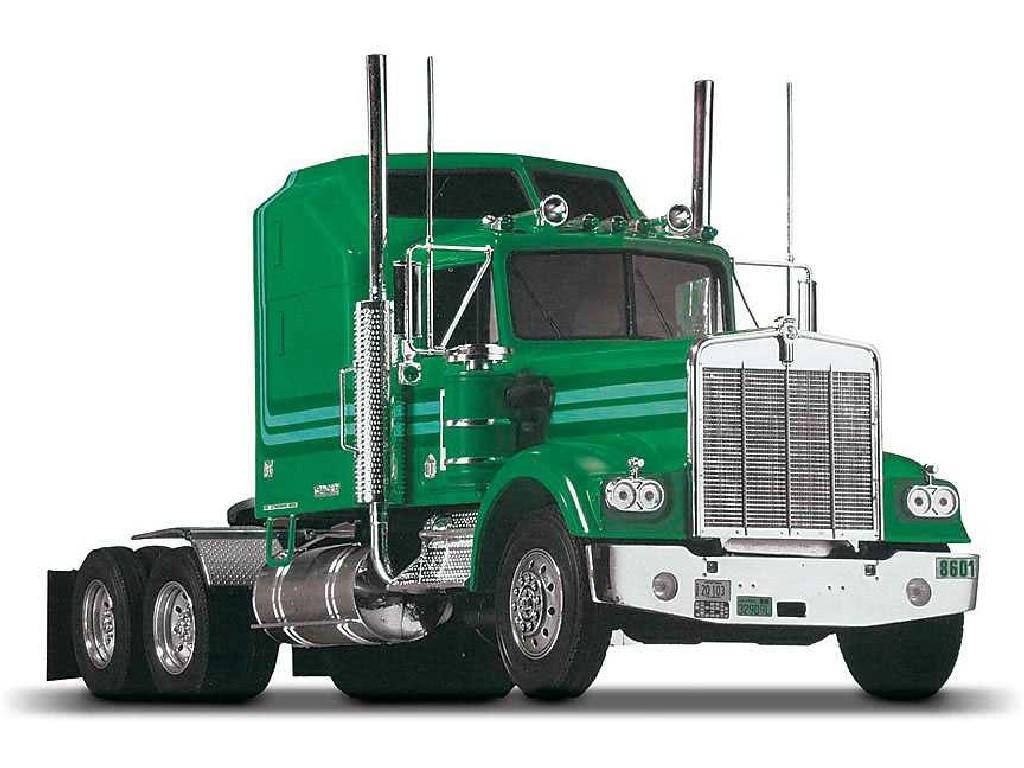 1/25 Plastikový model - Monogram truck 1507 - Kenworth® W900