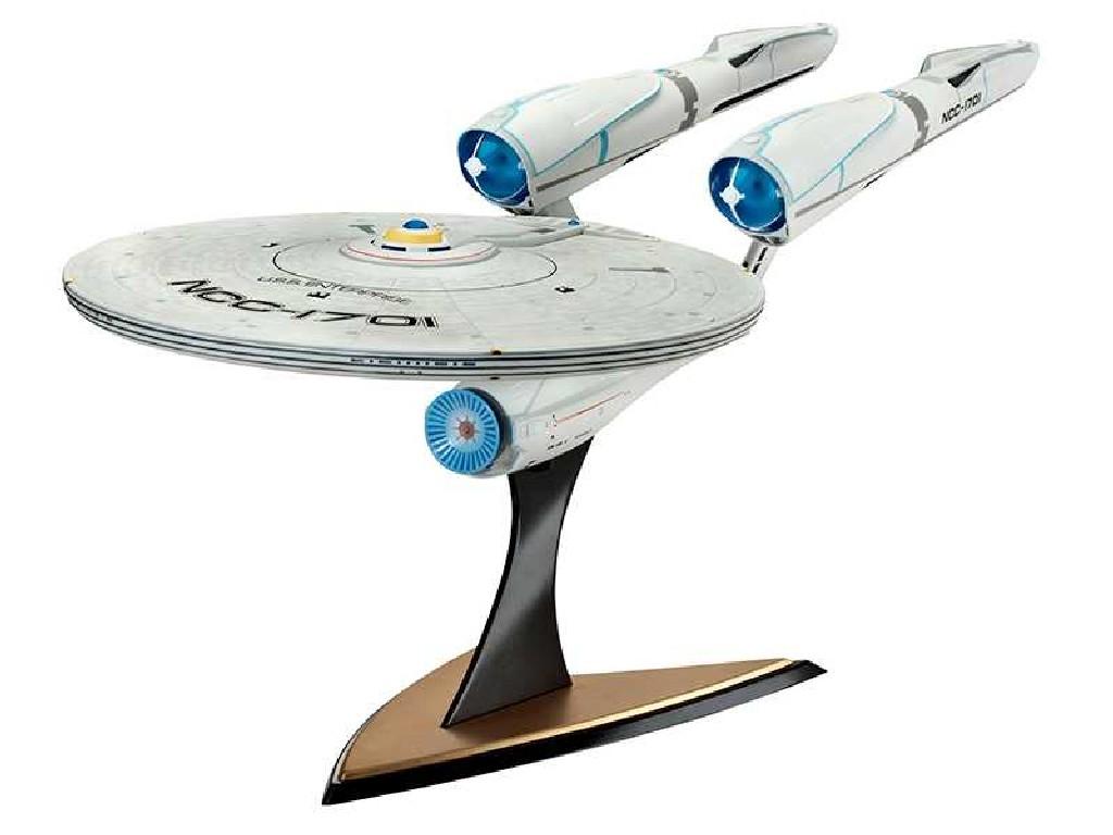 1/500 Plastikový model - Star Trek 04882 - U.S.S. Enterprise NCC-1701 INTO DARKNESS