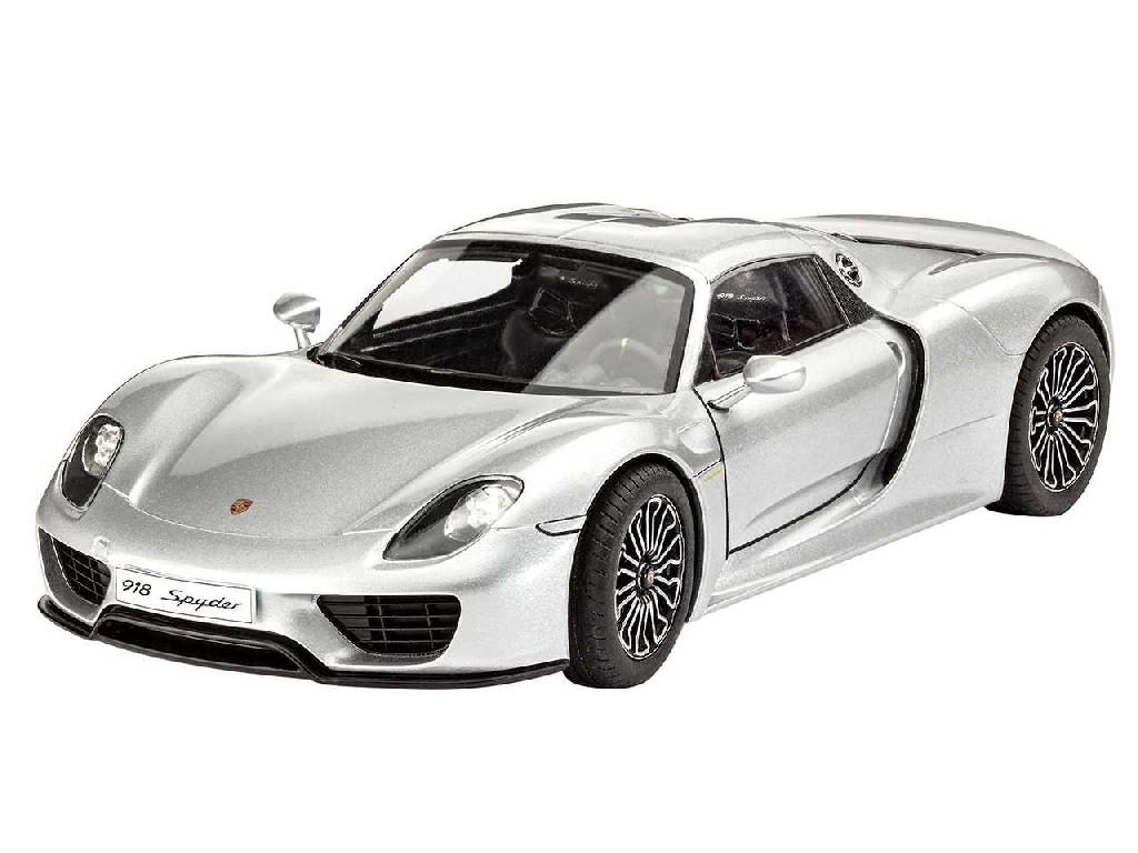 1/24 Plastikový model - auto 07026 - Porsche 918 Spyder