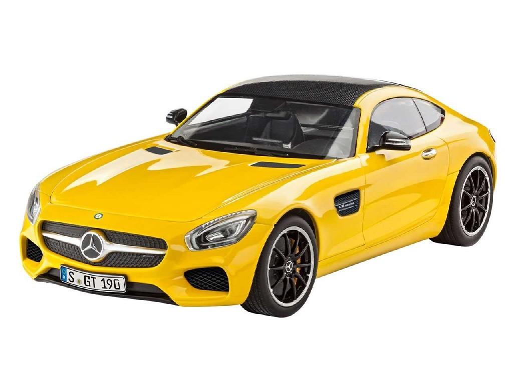 1/24 Plastikový model - auto 07028 - Mercedes AMG GT