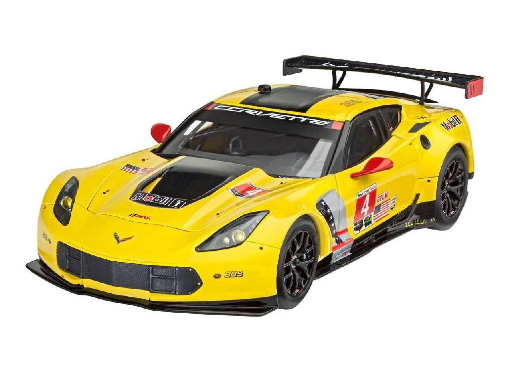 1/25 Plastikový model - auto 07036 - Corvette C7.R