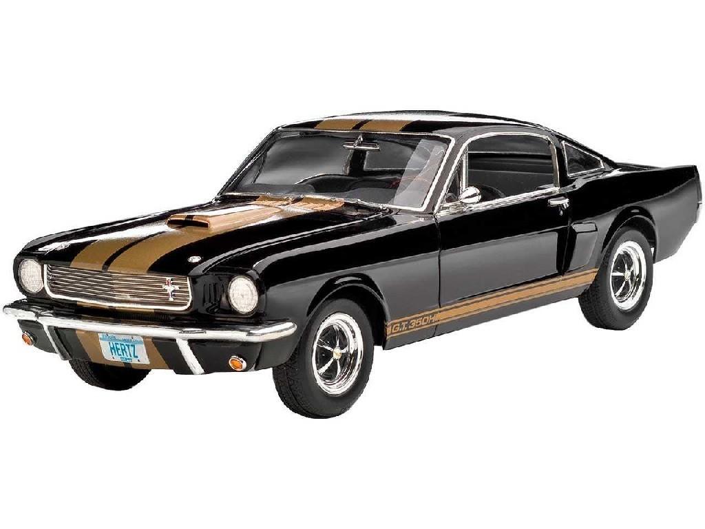 1/24 Plastikový model - auto 07242 - Shelby Mustang GT 350 H