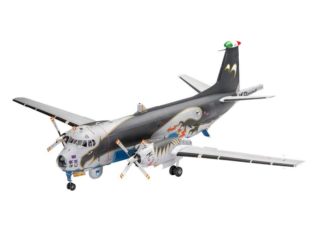 Revell - letadlo 03845 - Breguet Atlantic 1Italian Eagle 1:72
