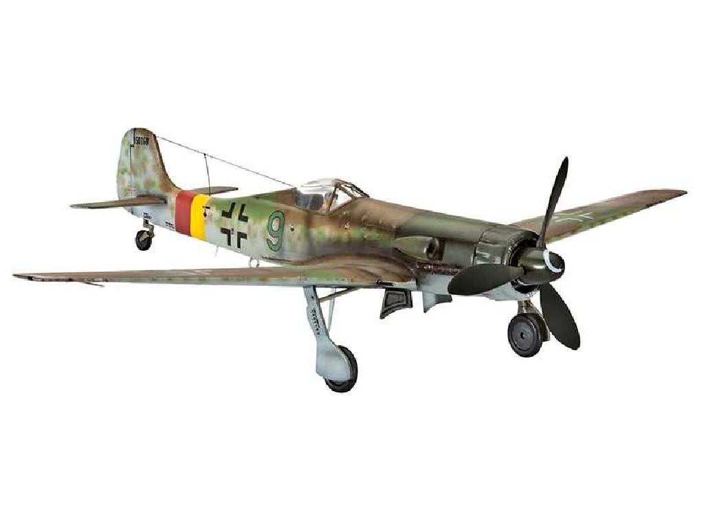 1/72 Plastikový model - letadlo 03981 - Focke Wulf Ta 152 H