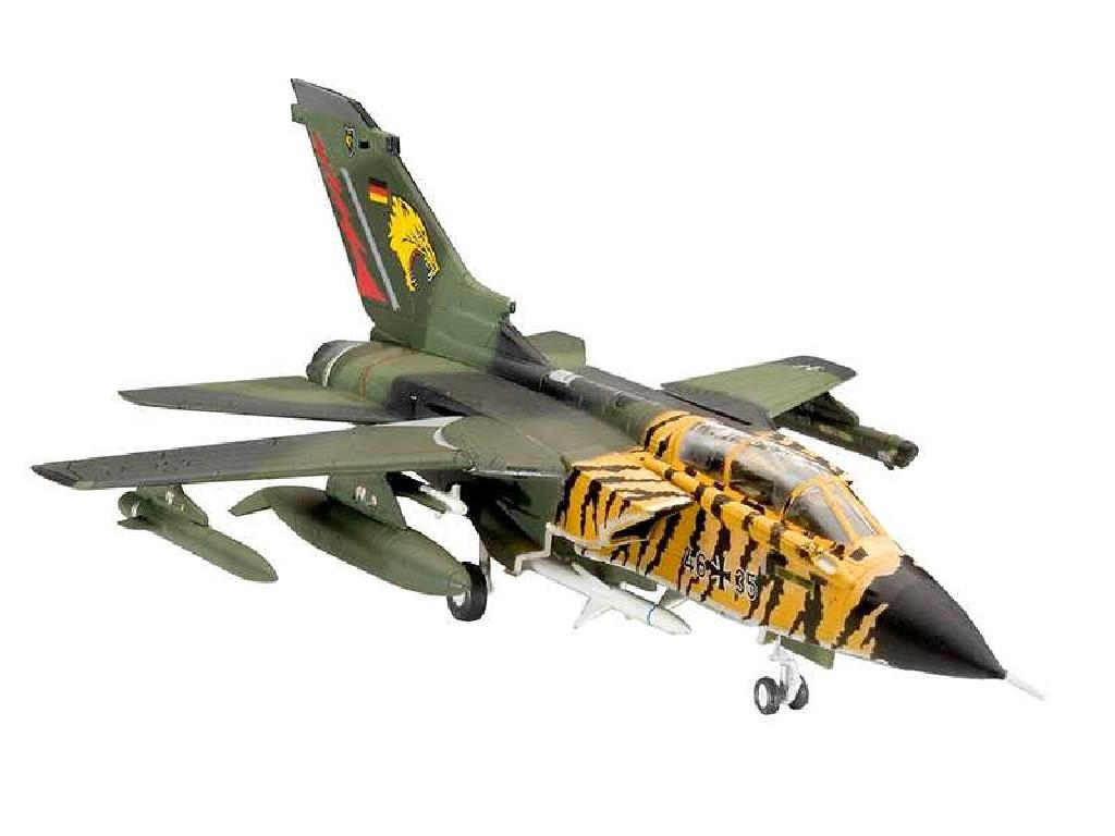 1/144 Plastikový model - lietadlo 04048 - Tornado ECR