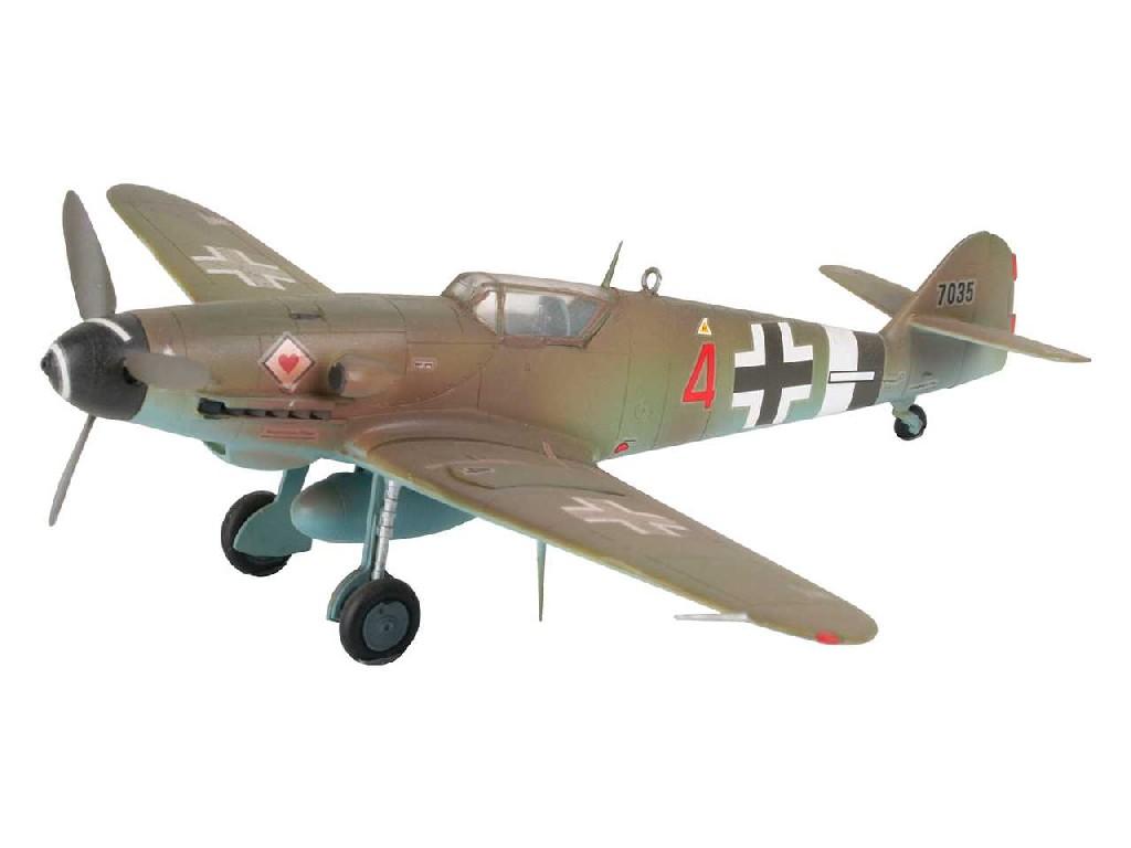1/72 Plastikový model - lietadlo 04160 - Messerschmitt Bf 109 G-10