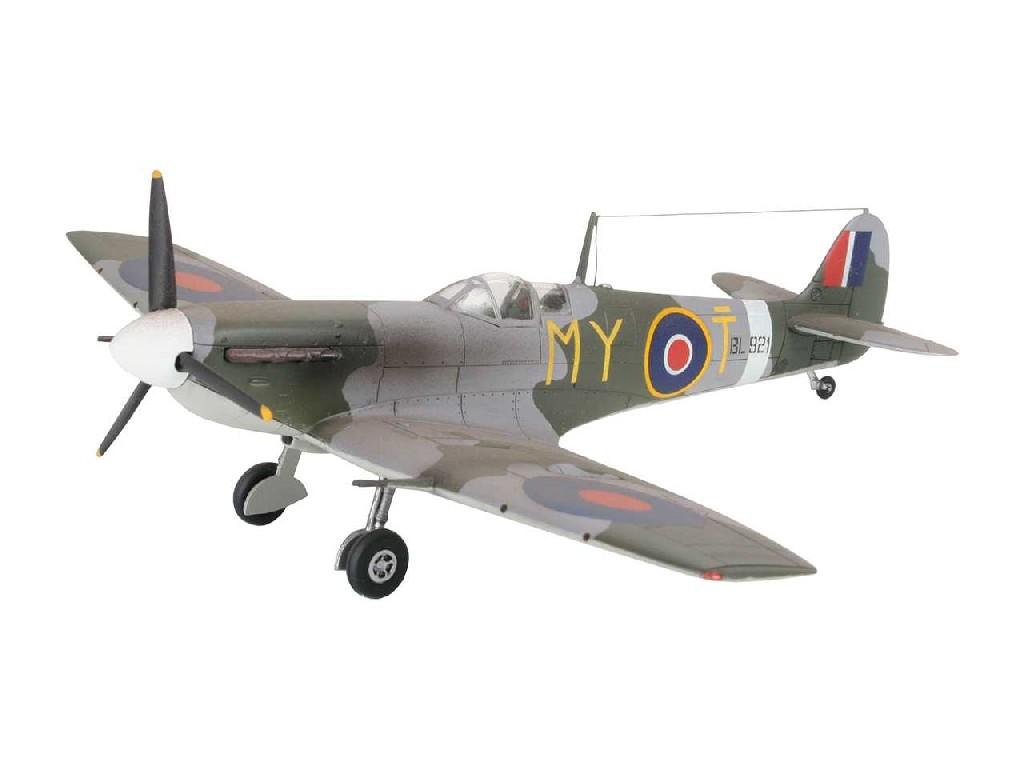 1/72 Plastikový model - lietadlo 04164 - Spitfire Mk.V