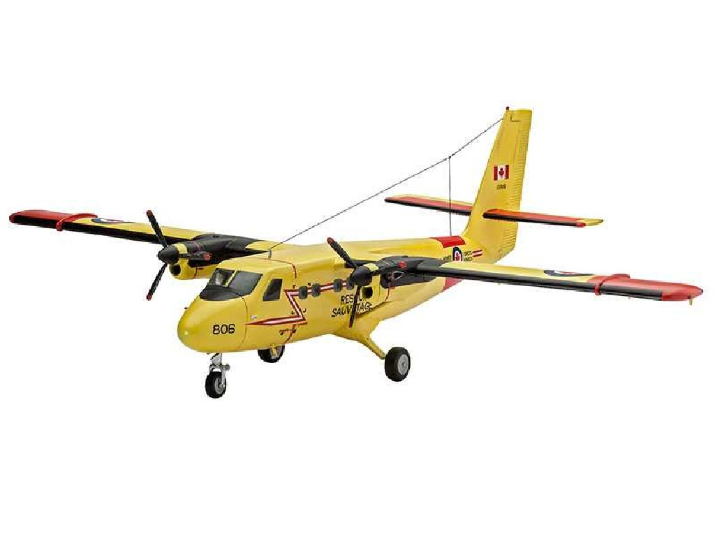 1/72 Plastikový model - letadlo 04901 - DH C-6 Twin Otter