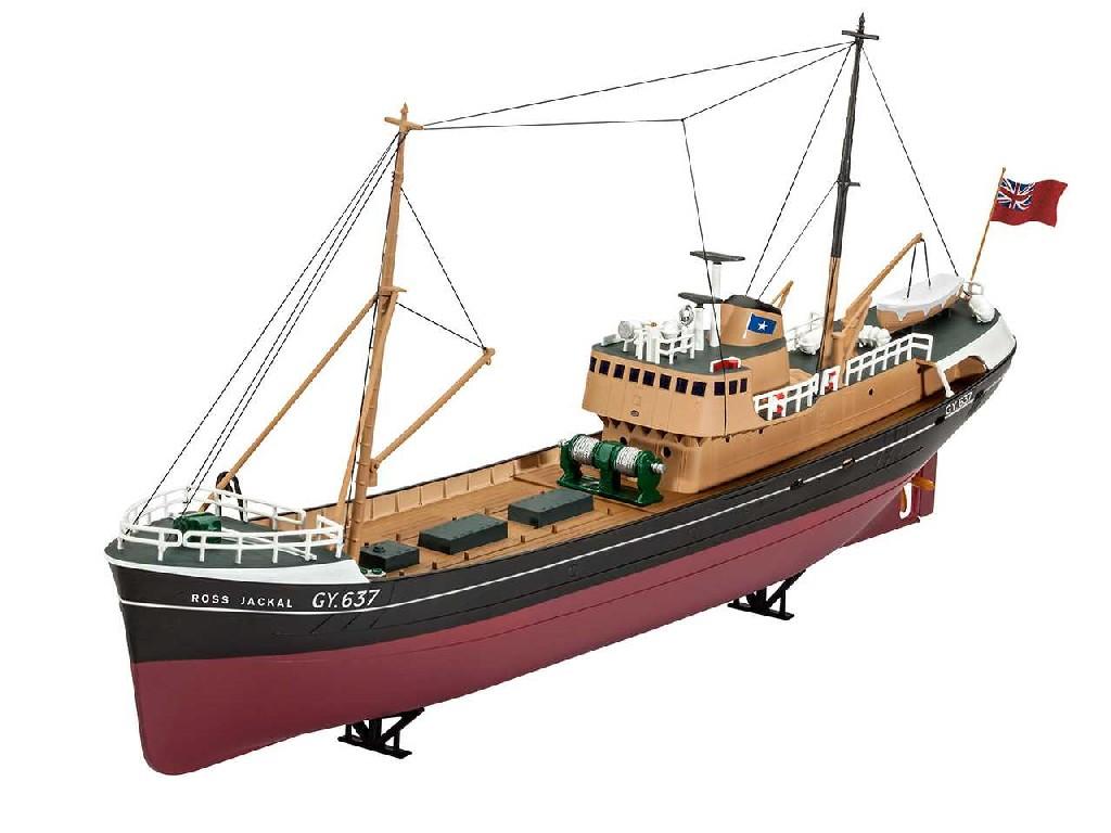 1/142 Plastikový model - loď 05204 - Northsea Fishing Trawler