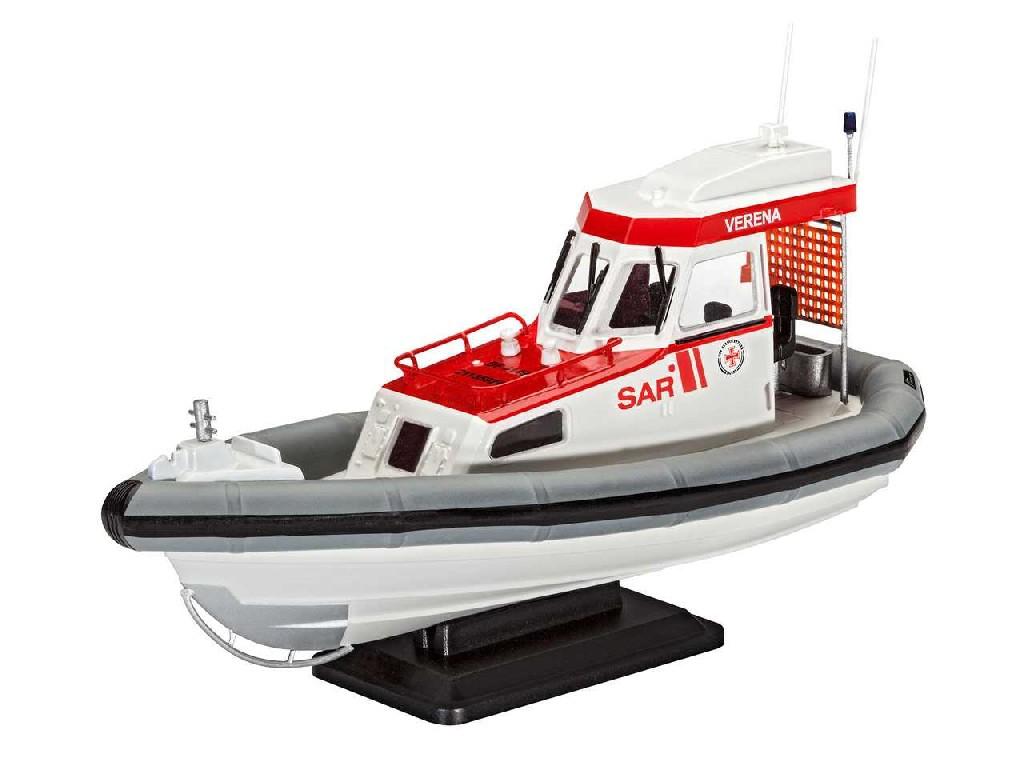 1/72 Plastikový model - loď 05228 - Rescue Boat DGzRS VERENA