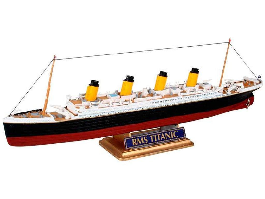 1/1200 Plastikový model - loď 05804 - R.M.S. Titanic