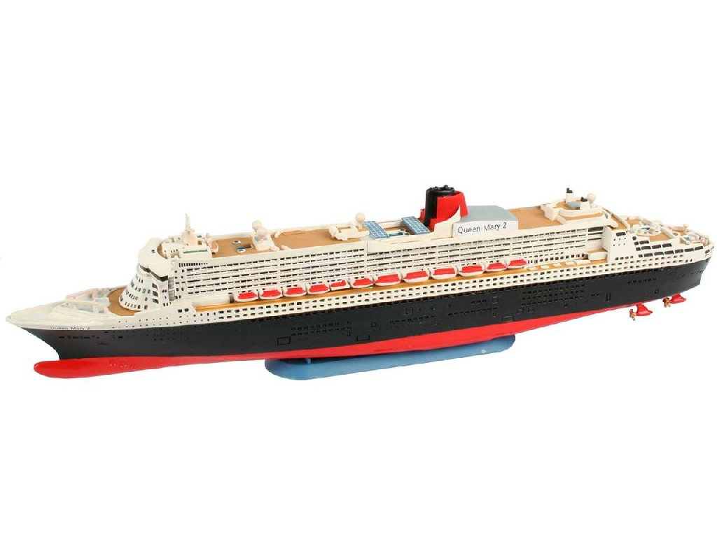 1/1200 Plastikový model - loď 05808 - Queen Mary 2