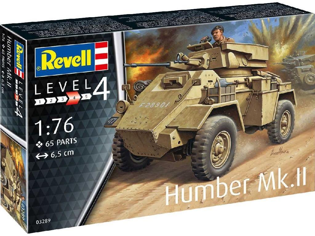 Revell - 03289 - Humber Mk.II 1:76