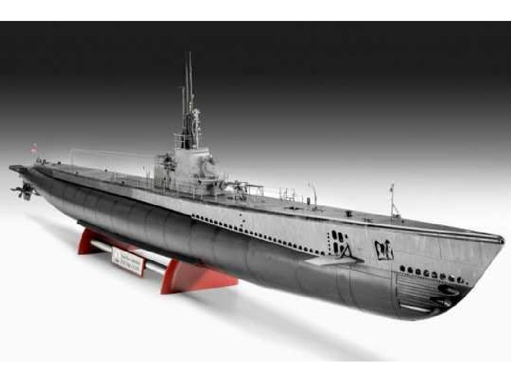1/72 Plastikový model - ponorka 05168 - US Navy Submarine GATO-CLASS