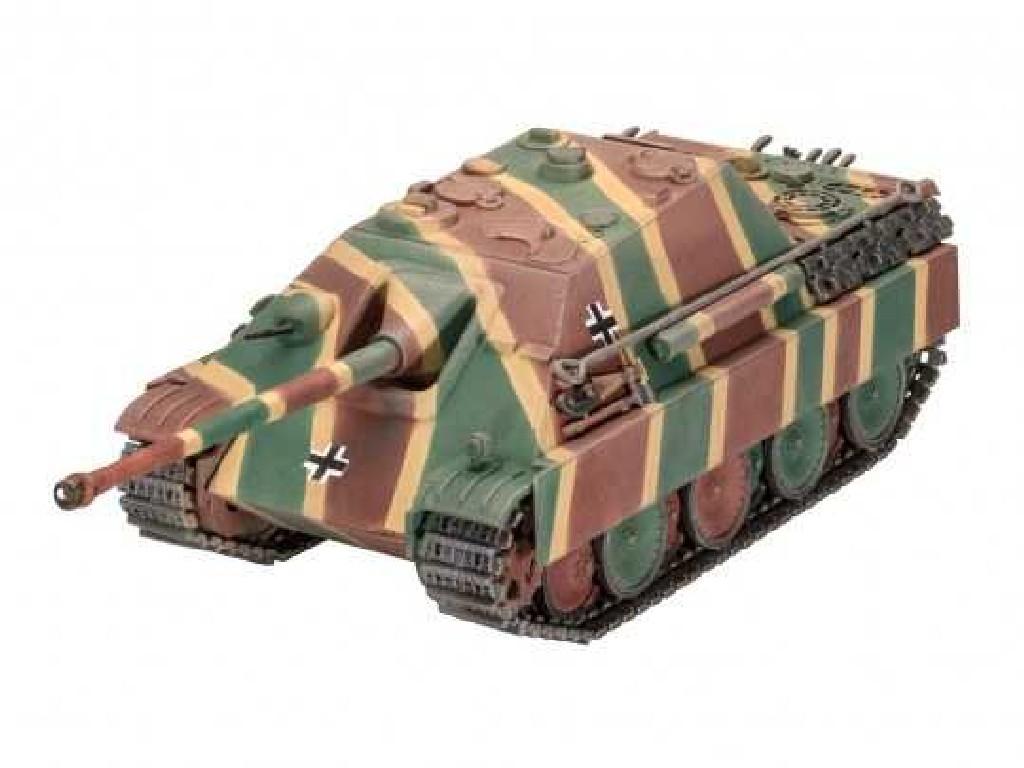 1/72 Plastikový model - tank 03327 - Jagdpanther Sd.Kfz.173