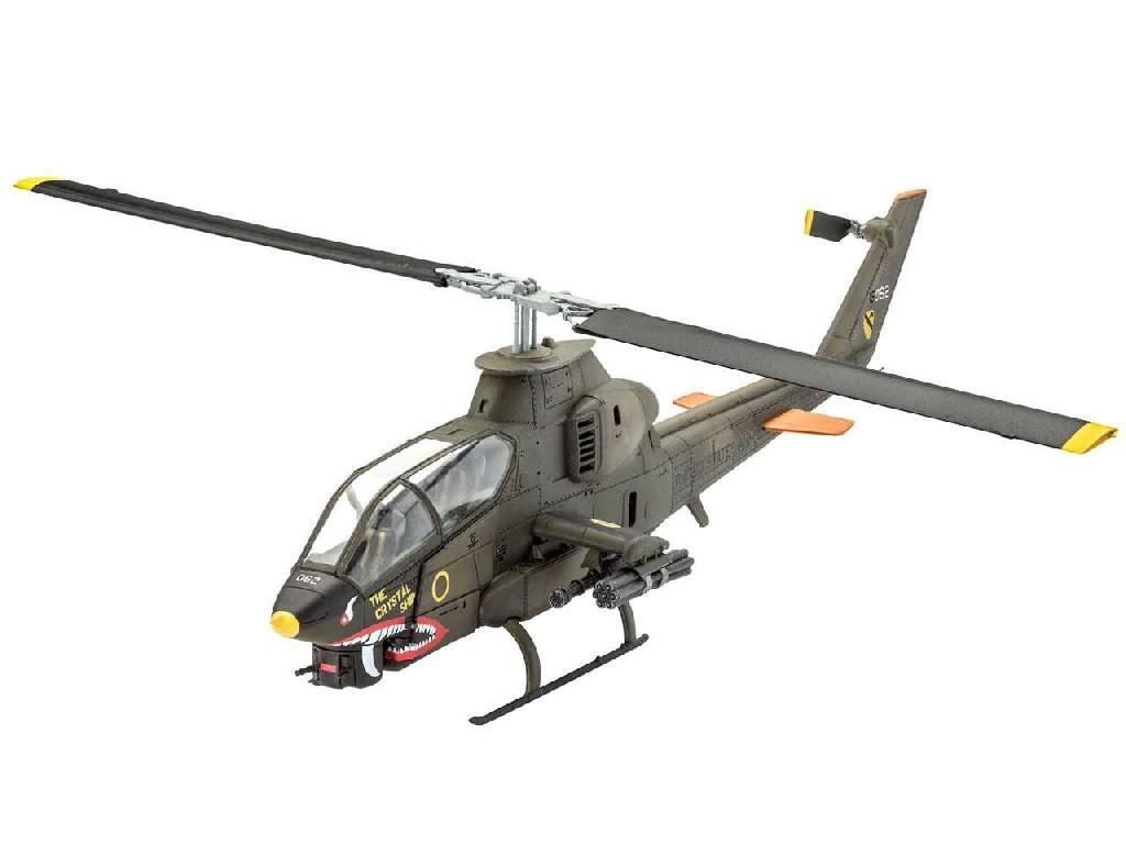 1/72 Plastikový model - vrtuľník 04956 - Bell AH-1G Cobra